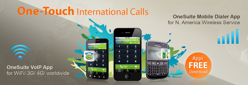 One-Touch International Calls