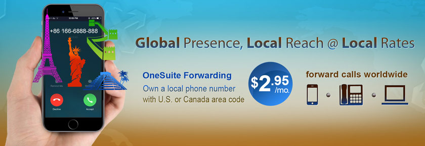 Global Call Forwarding