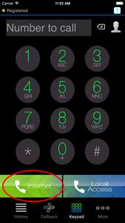 OneSuite VoIP App